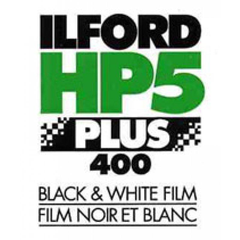"Ilford HP5 400 4x5"""
