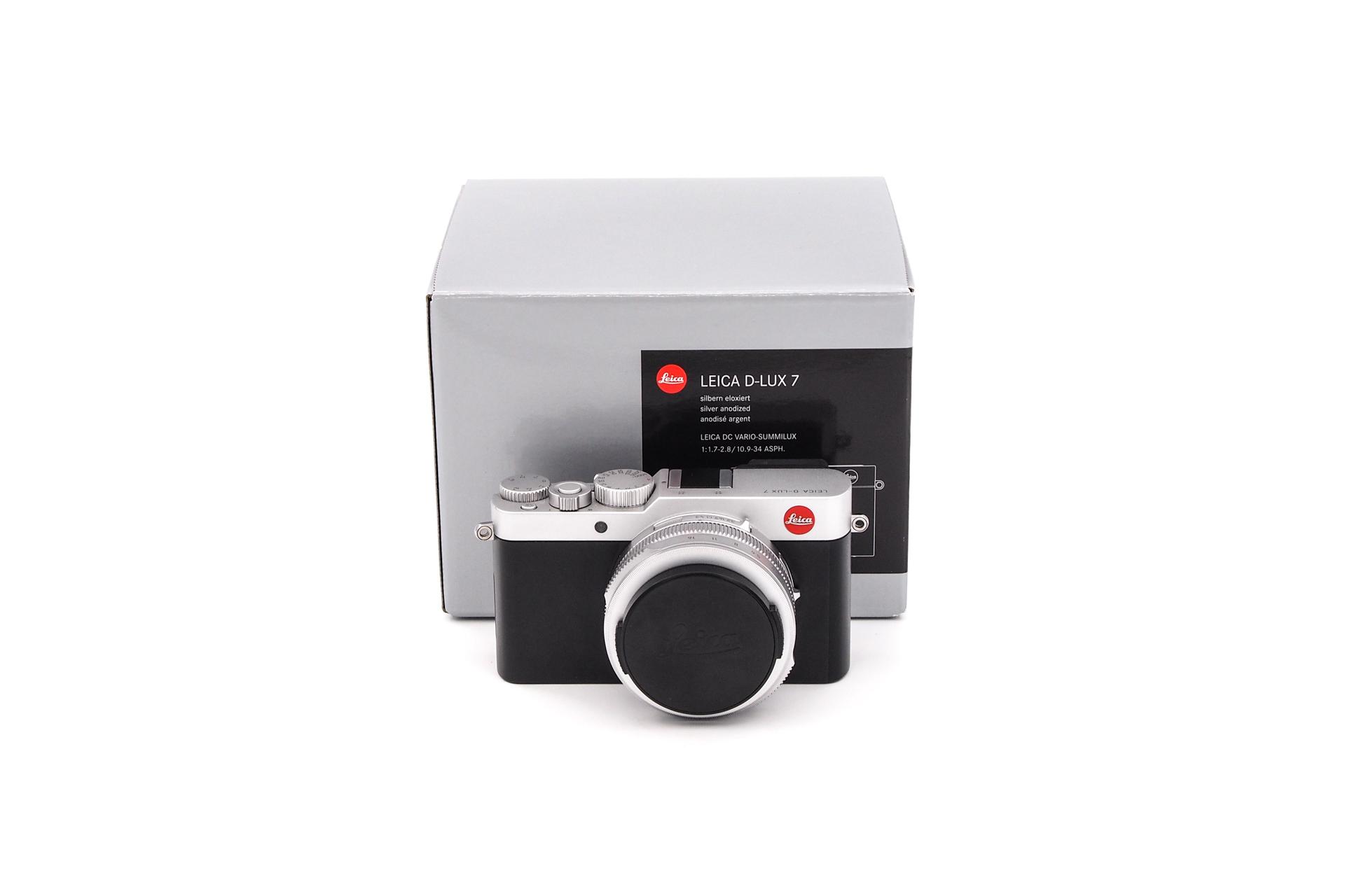 Leica D-Lux 7 chrom