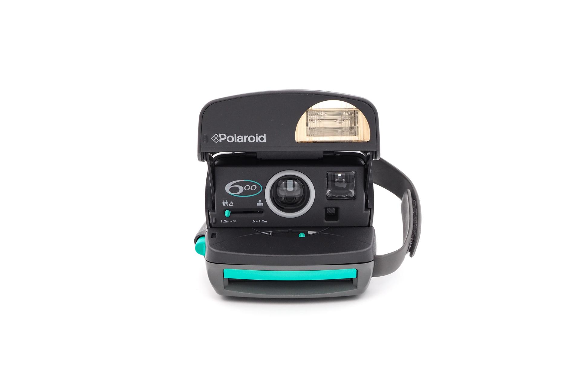 Polaroid Typ 600