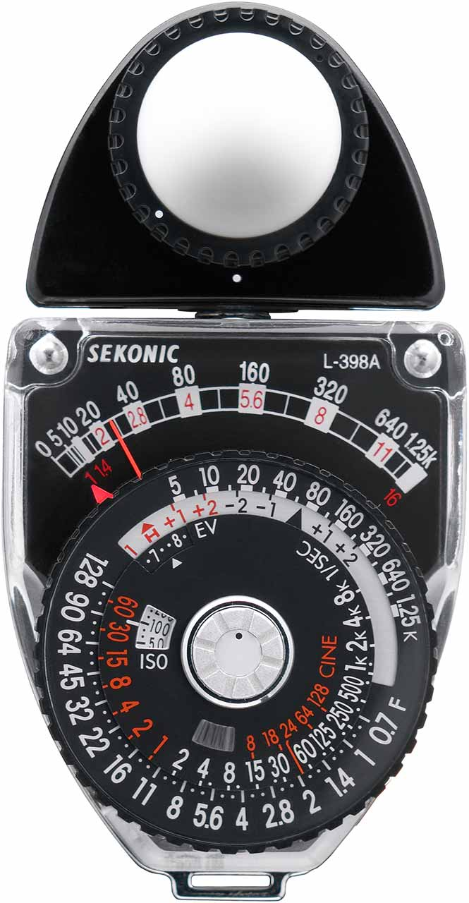 Sekonic Studio Deluxe III L-398A