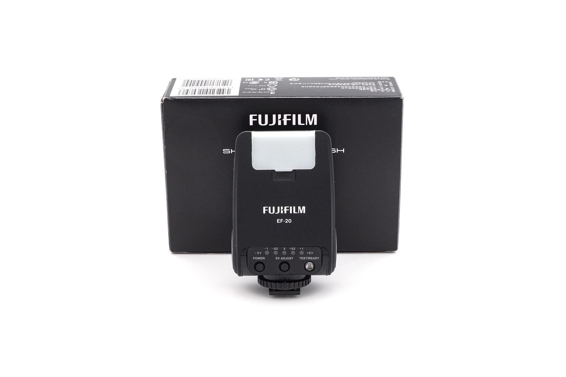 Fujifilm EF-20 Blitz