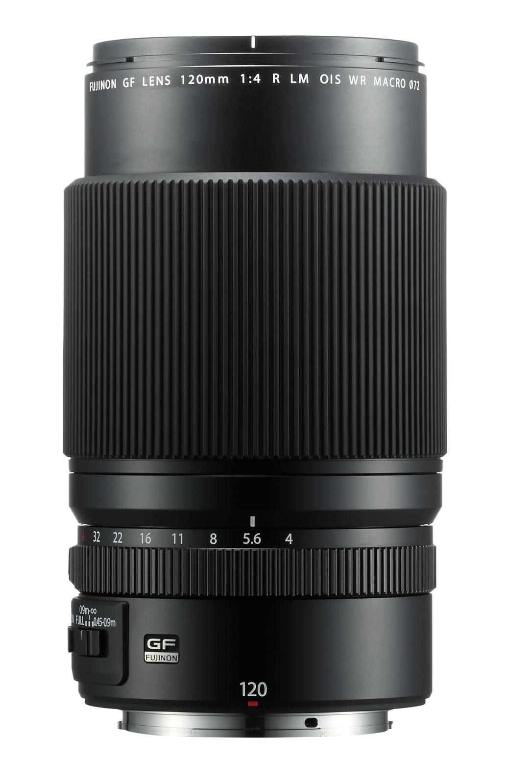 Fujifilm Fujinon GF 120mm f/4 R LM OIS WR