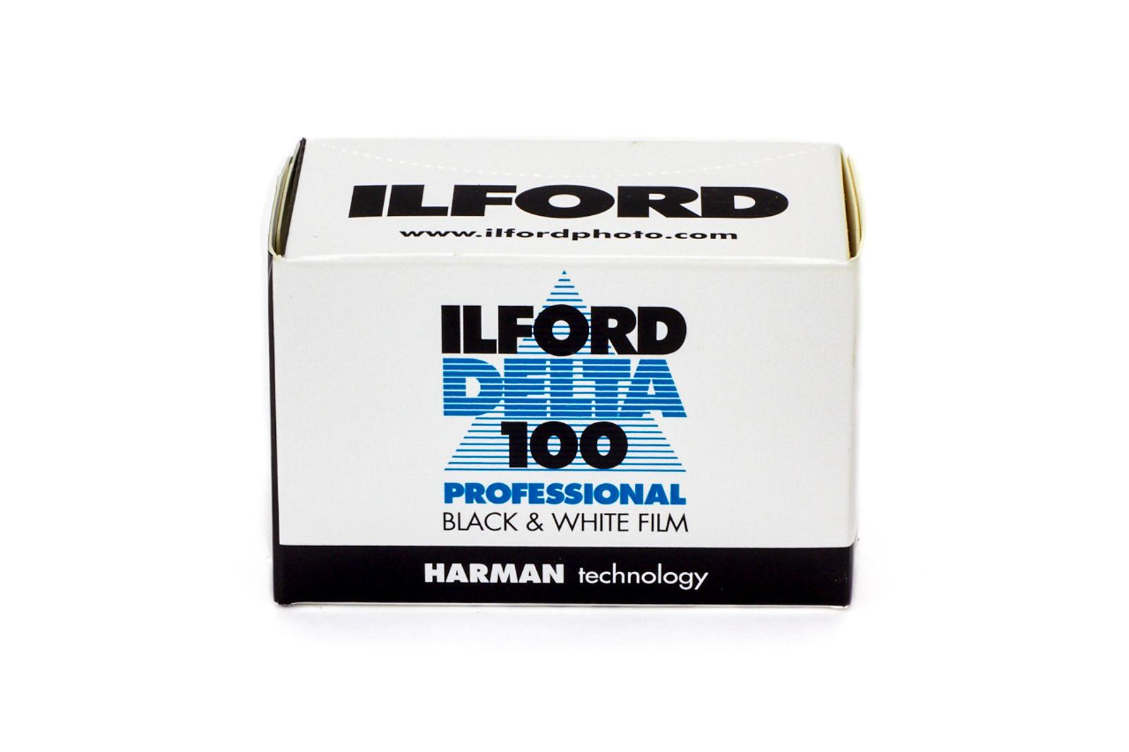 Ilford Delta 100