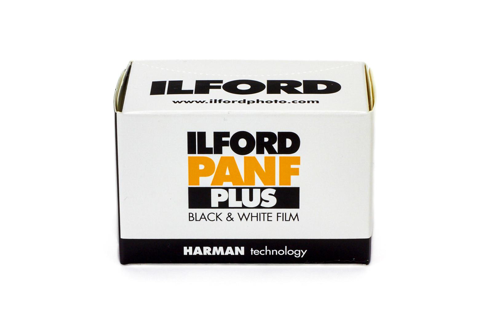 Ilford Panf 50