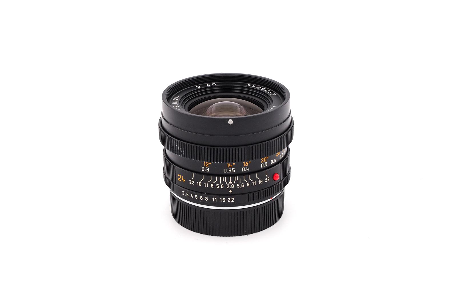Leica Elmarit-R 1:2.8/24mm