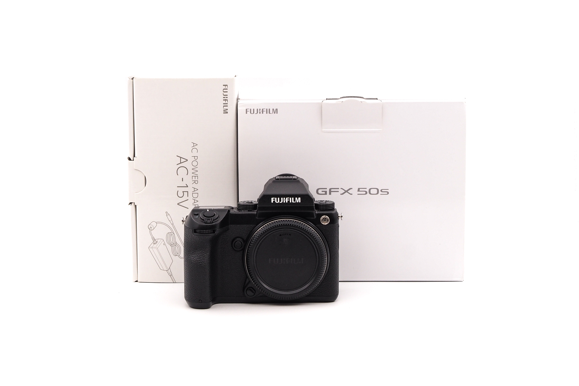 Fujifilm GFX-50s