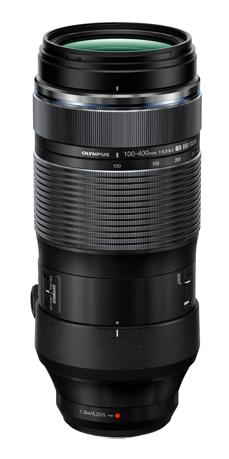 Olympus M.Zuiko ED 100-400mm F5-6.3