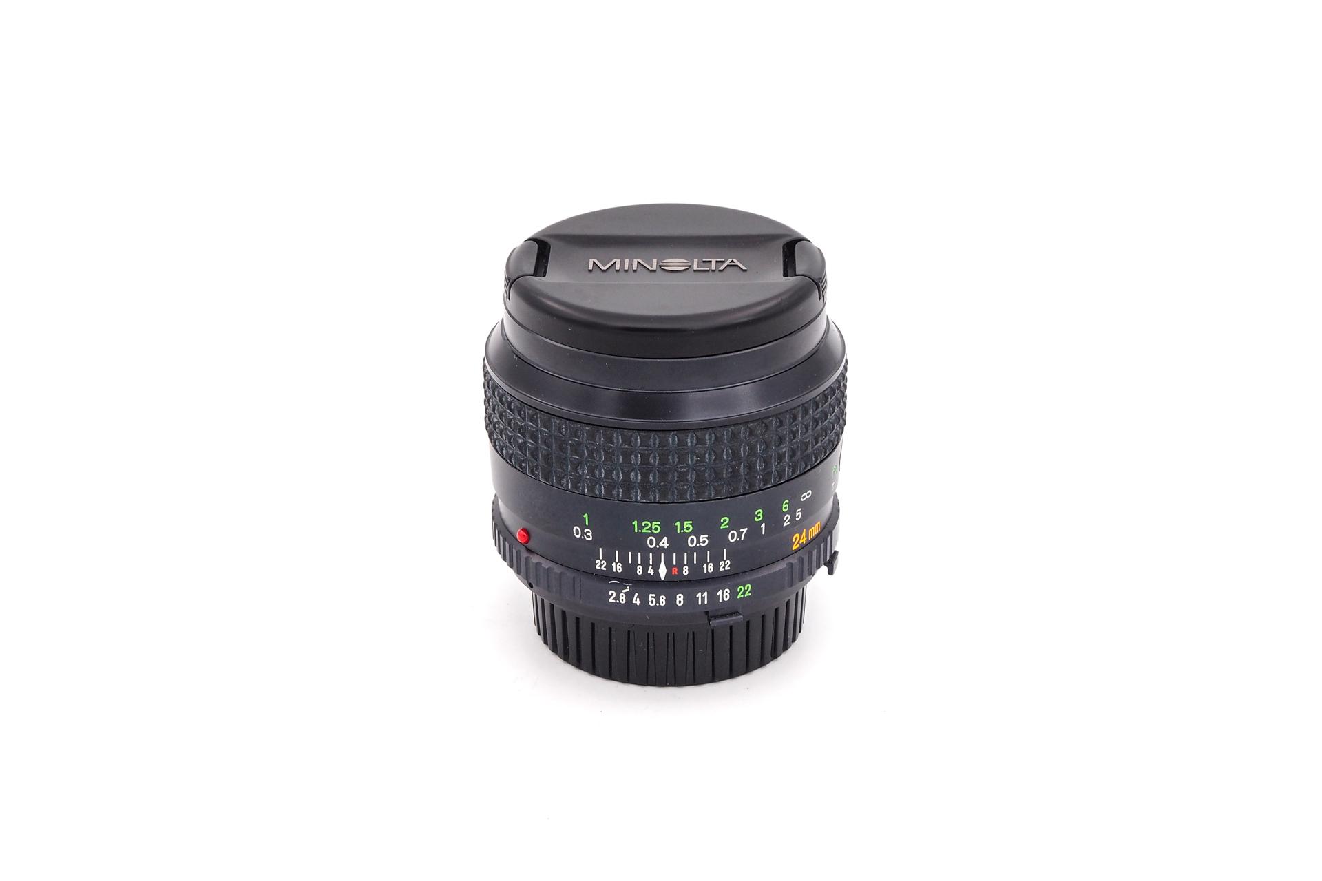 Minolta MD 24mm F/2.8
