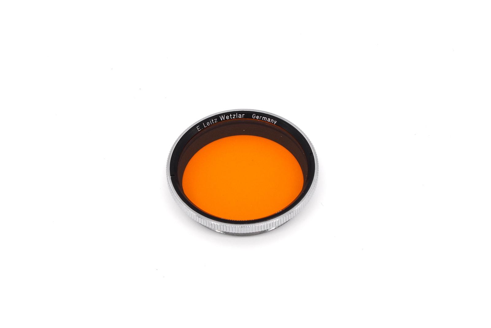 Leitz Summitar orange Filter GDOOK
