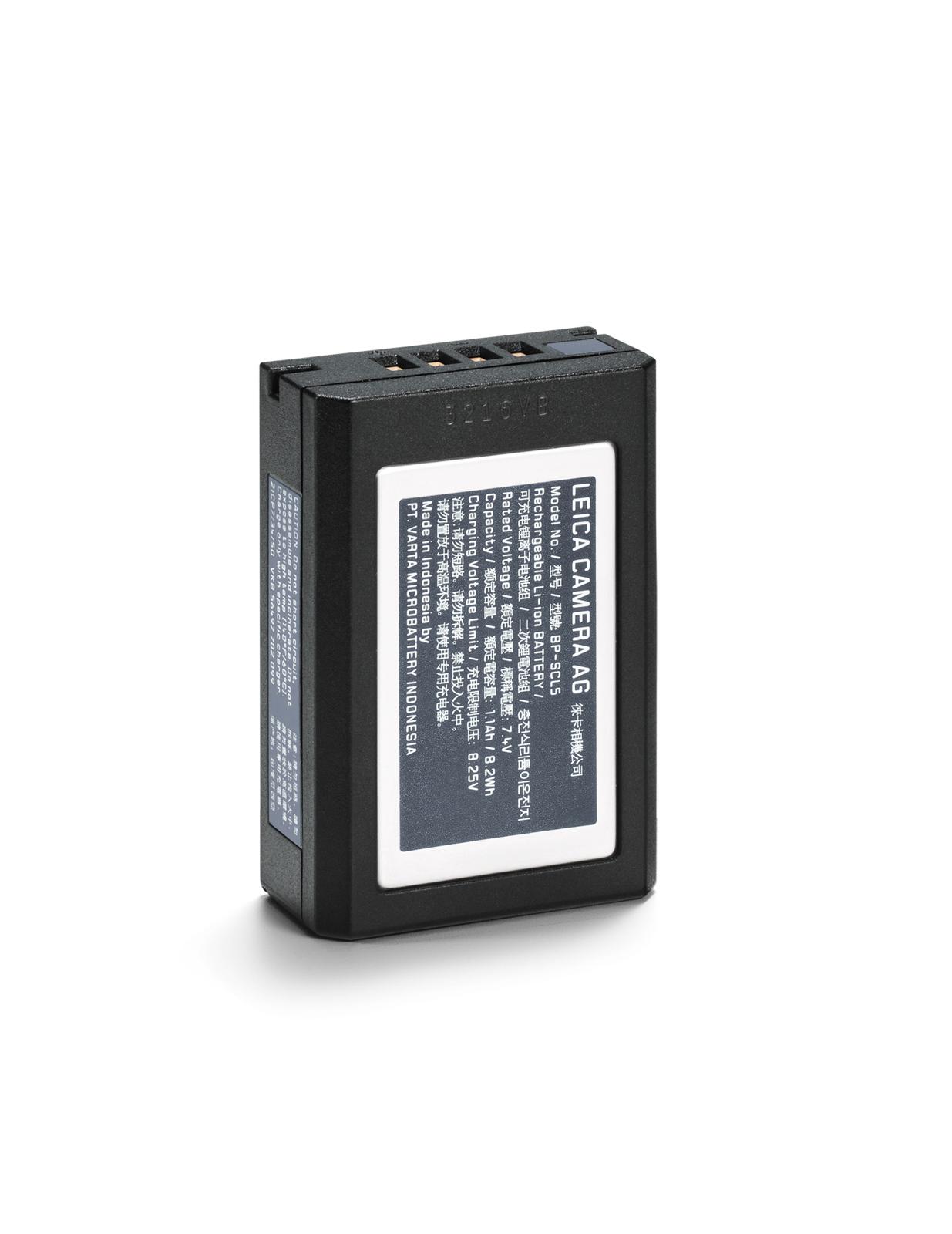 Leica Battery BP-SCL5