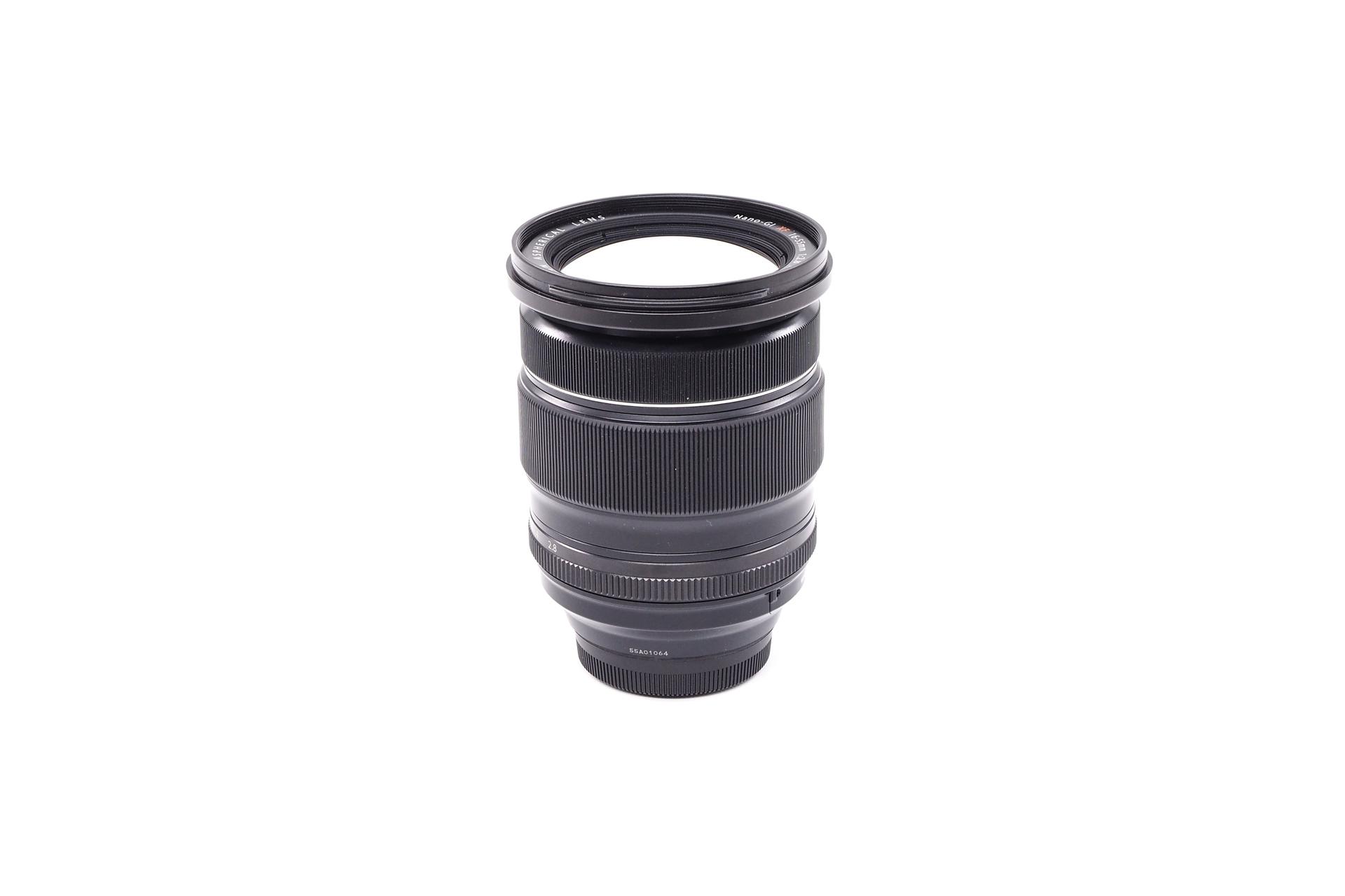 Fujifilm XF 16-55mm F/2.8