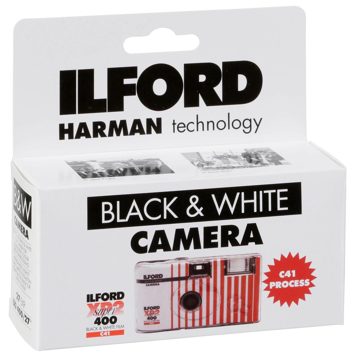 Harman Ilford XP2 Camera
