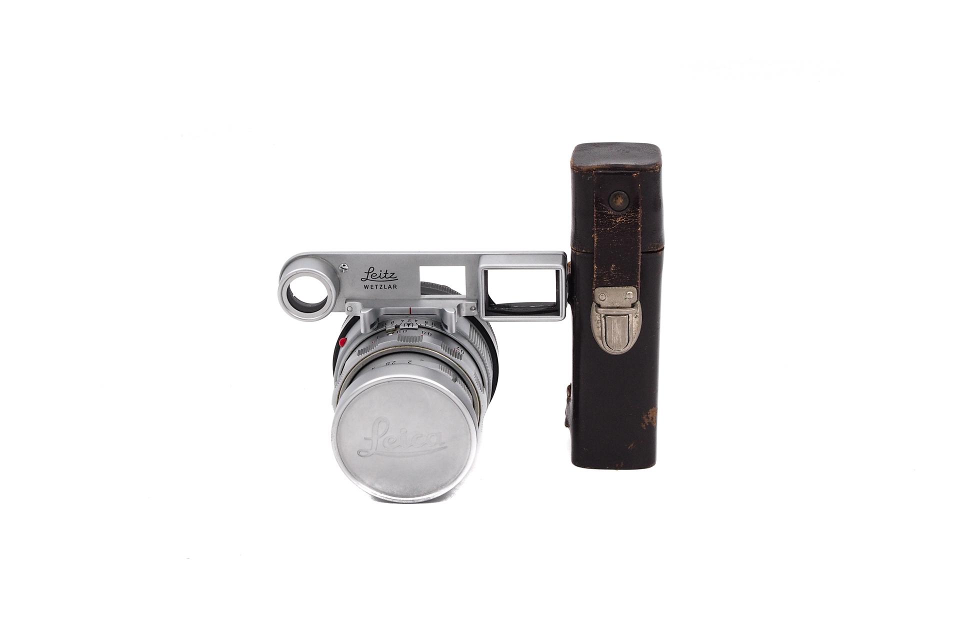 Leica Summicron 50mm F/2 Dual-Range