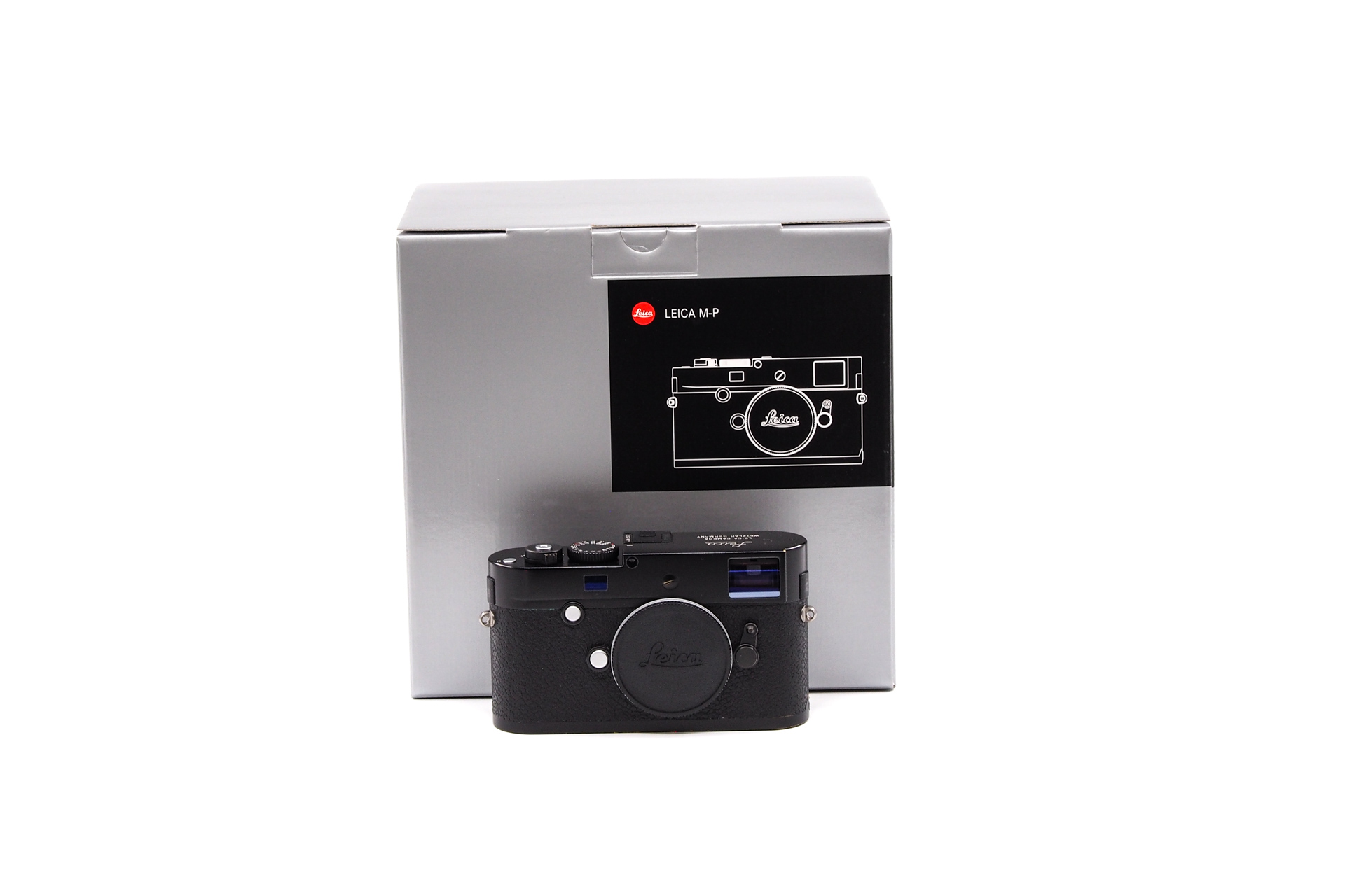 Leica M-P (Typ 240) black