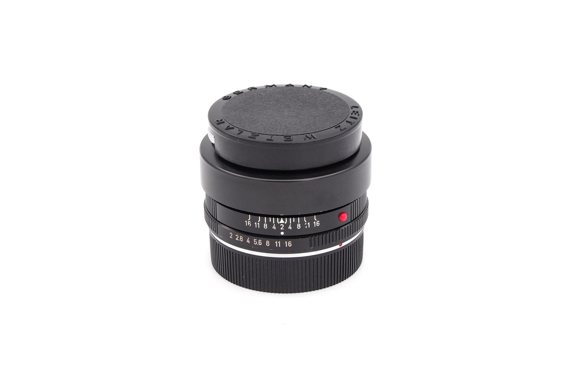 Leica Summicron-R 1:2/50mm 2-cam