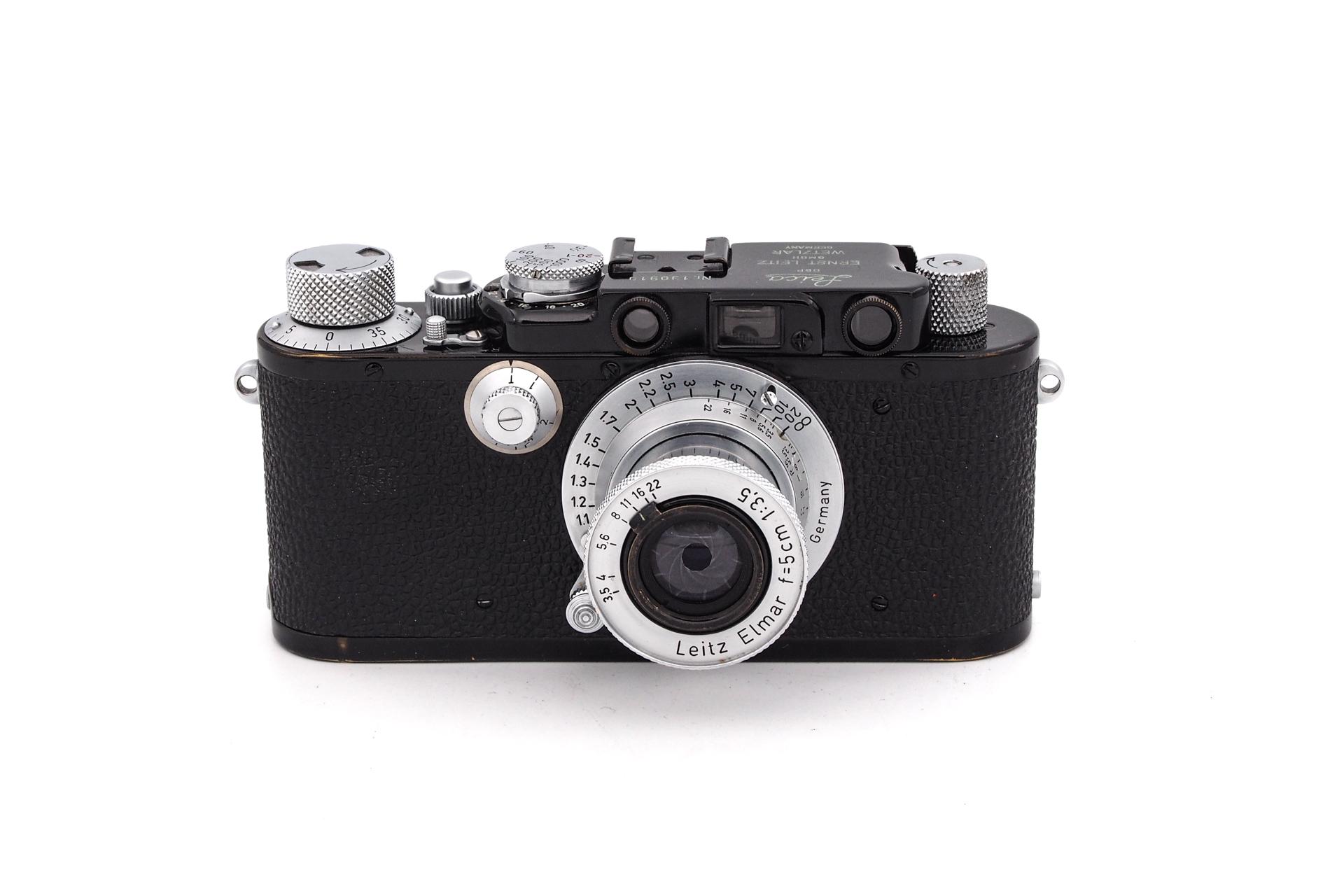 Leica III --> IIIa sync + 50mm F/3.5