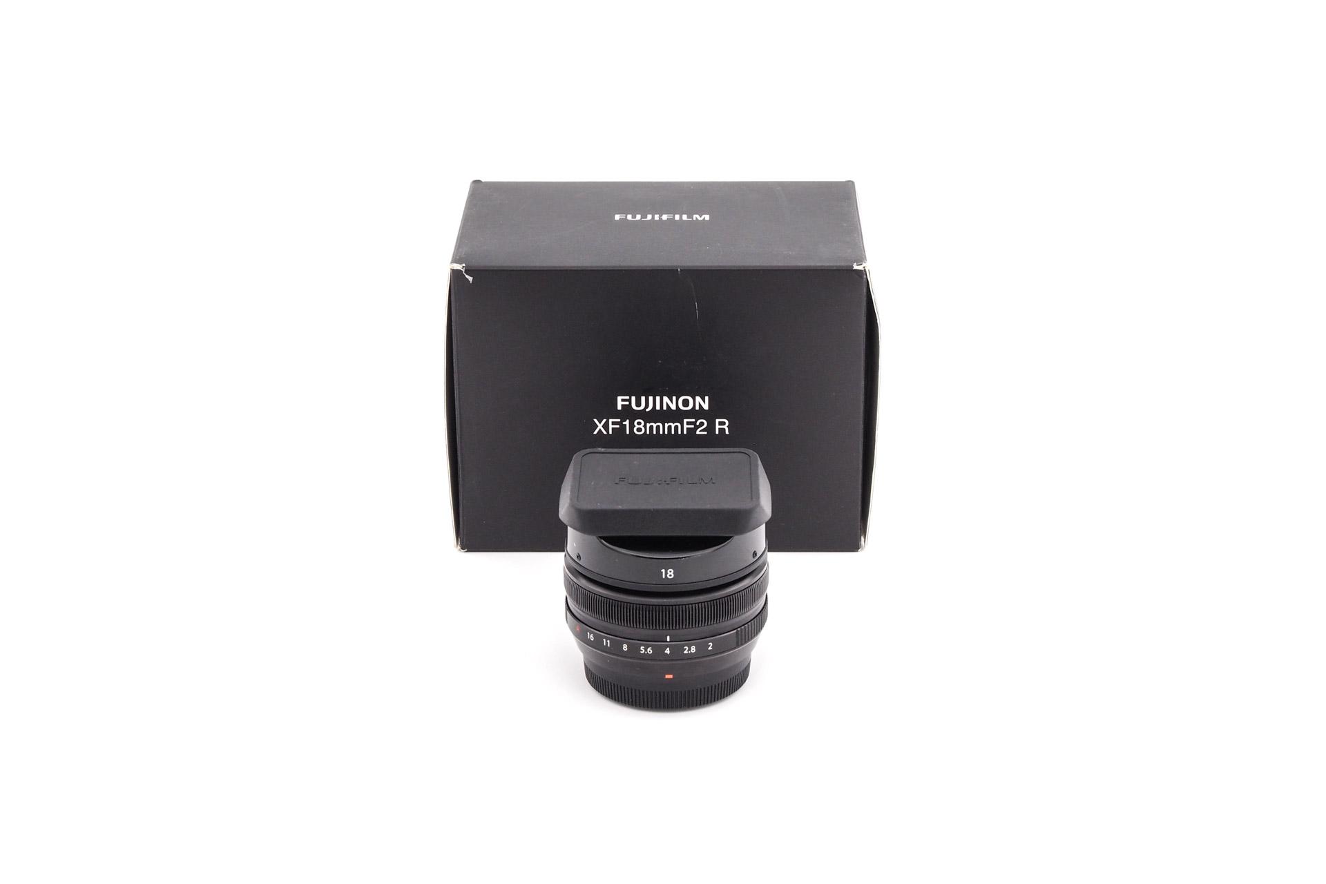 Fujifilm XF 18mm F/2