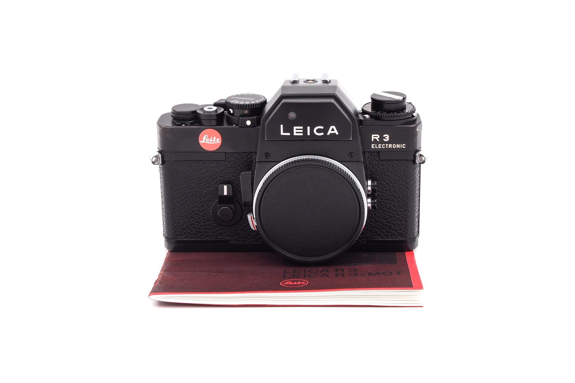 Leica R3 electronic