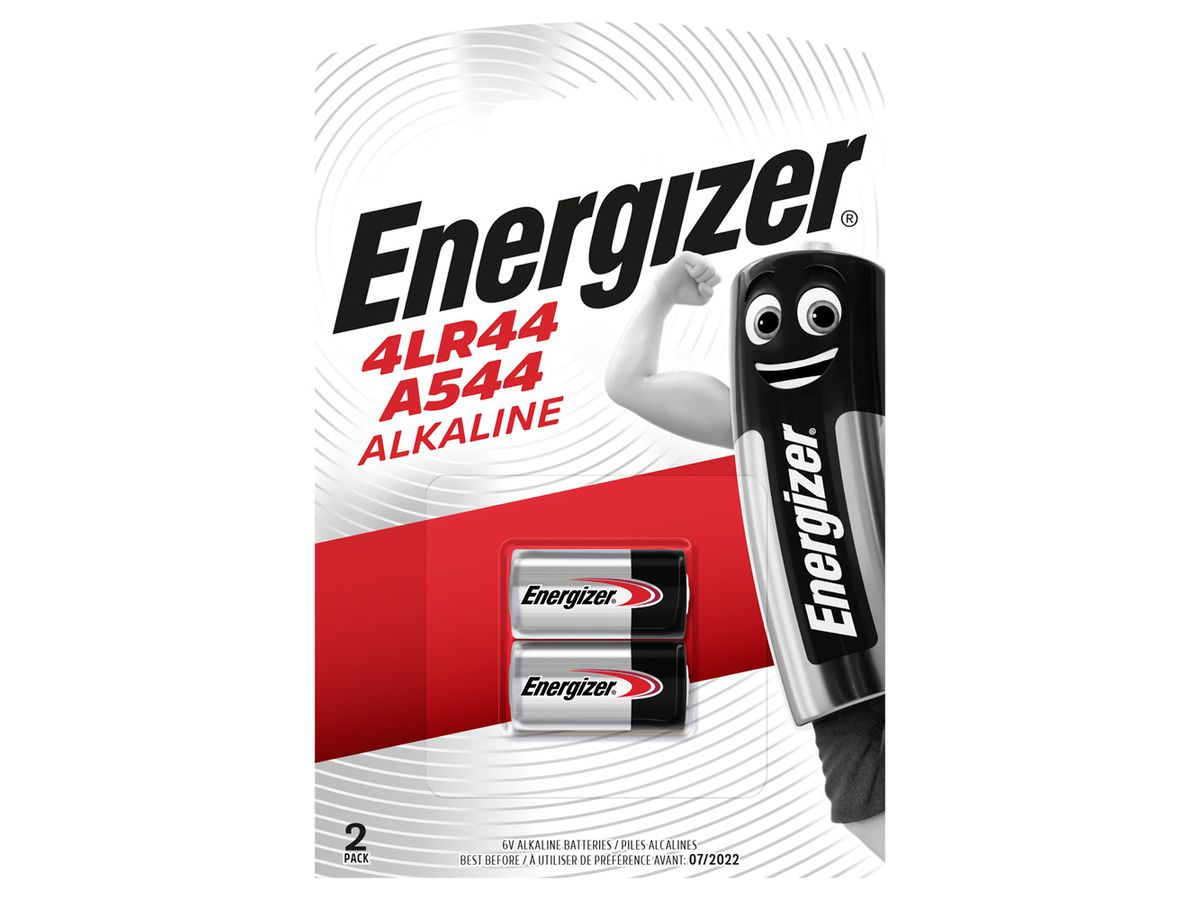 Energizer 2x A544 6.0V S (PX28)