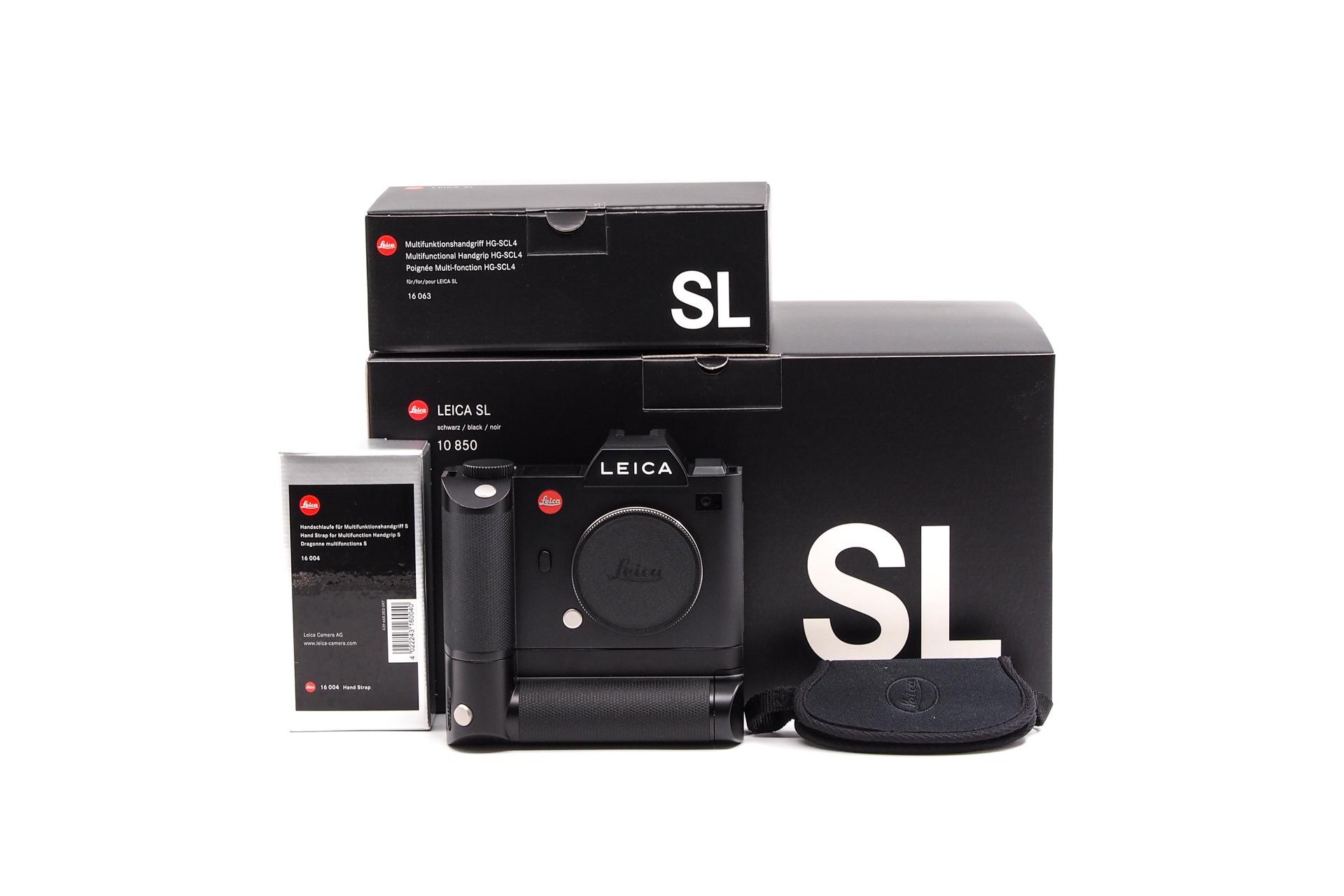 Leica SL (Typ 601) Set