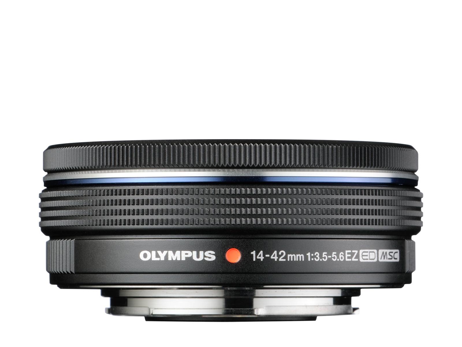 Olympus M.Zuiko ED 14‑42mm F3.5‑5.6 EZ Pancake