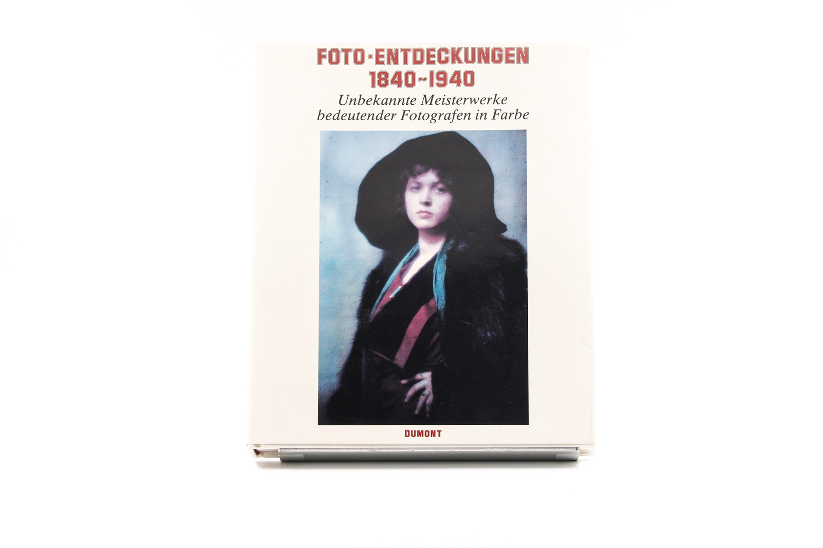 Foto Entdeckungen - 1840 bis 1940