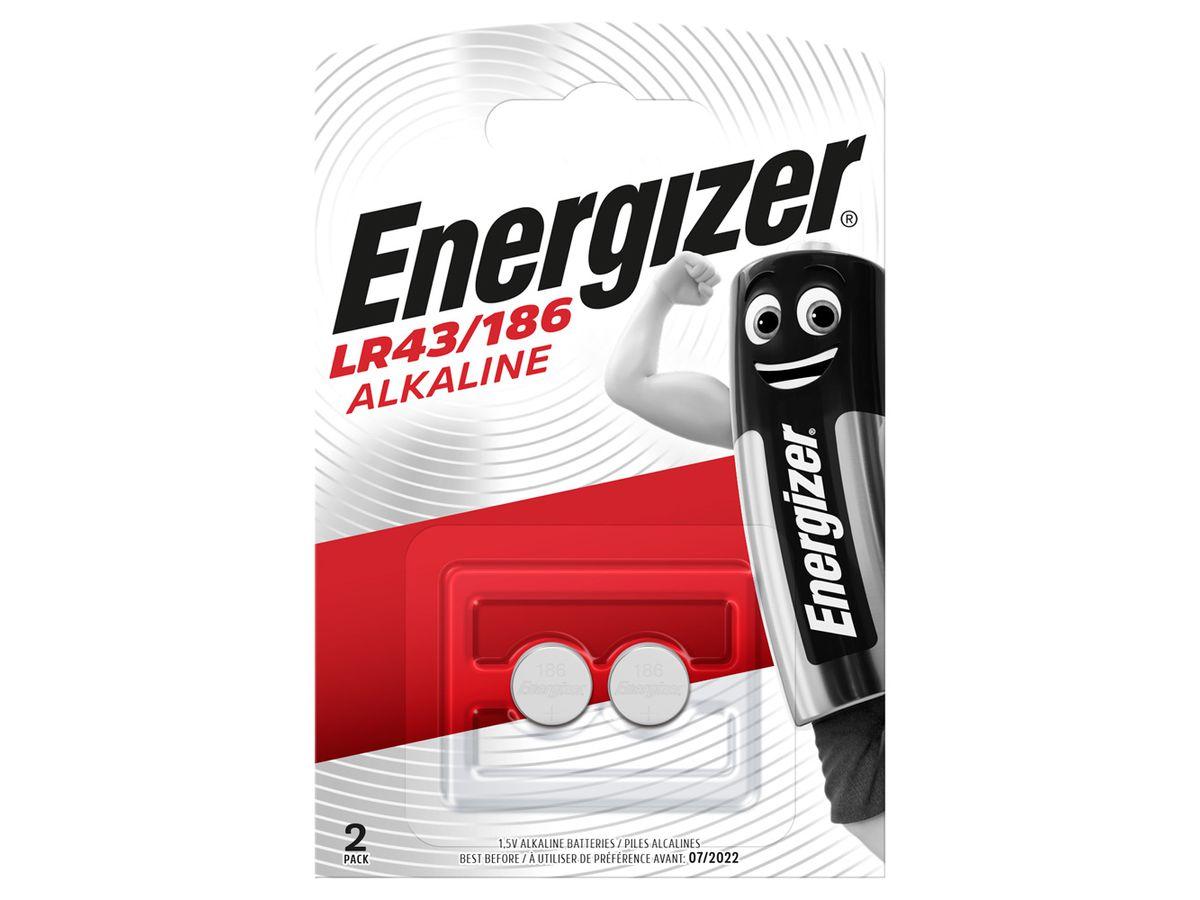 Energizer LR43/186 1.5V