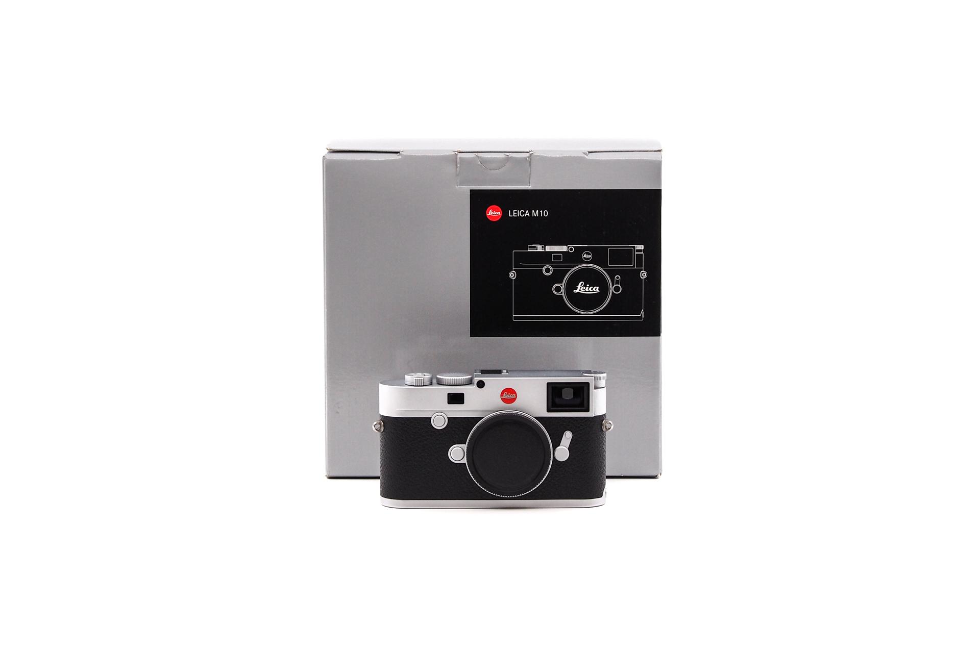 Leica M10 chrom