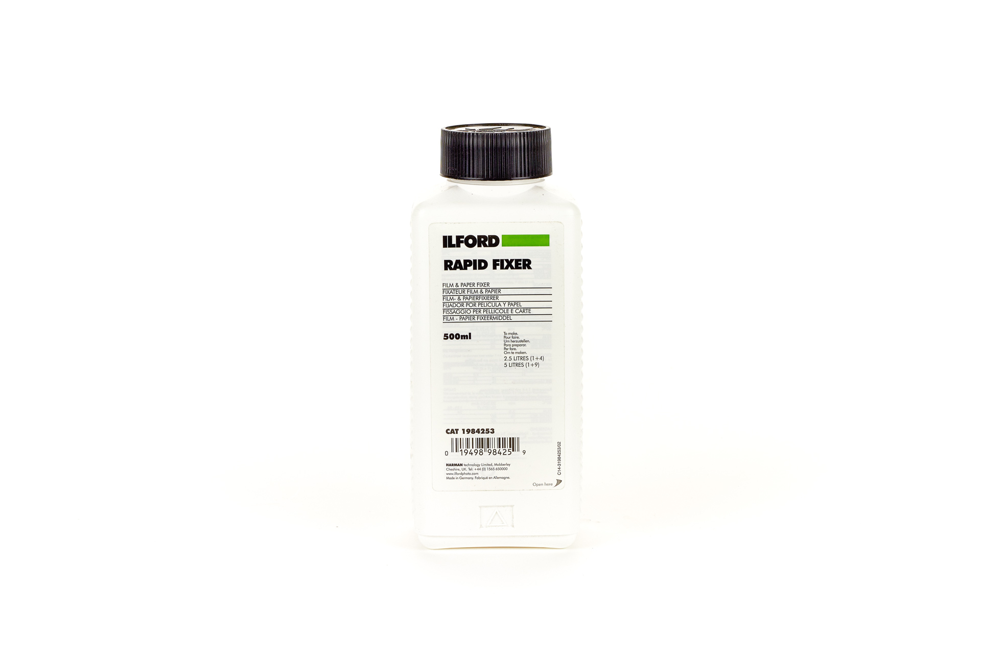 Ilford Rapid Fix