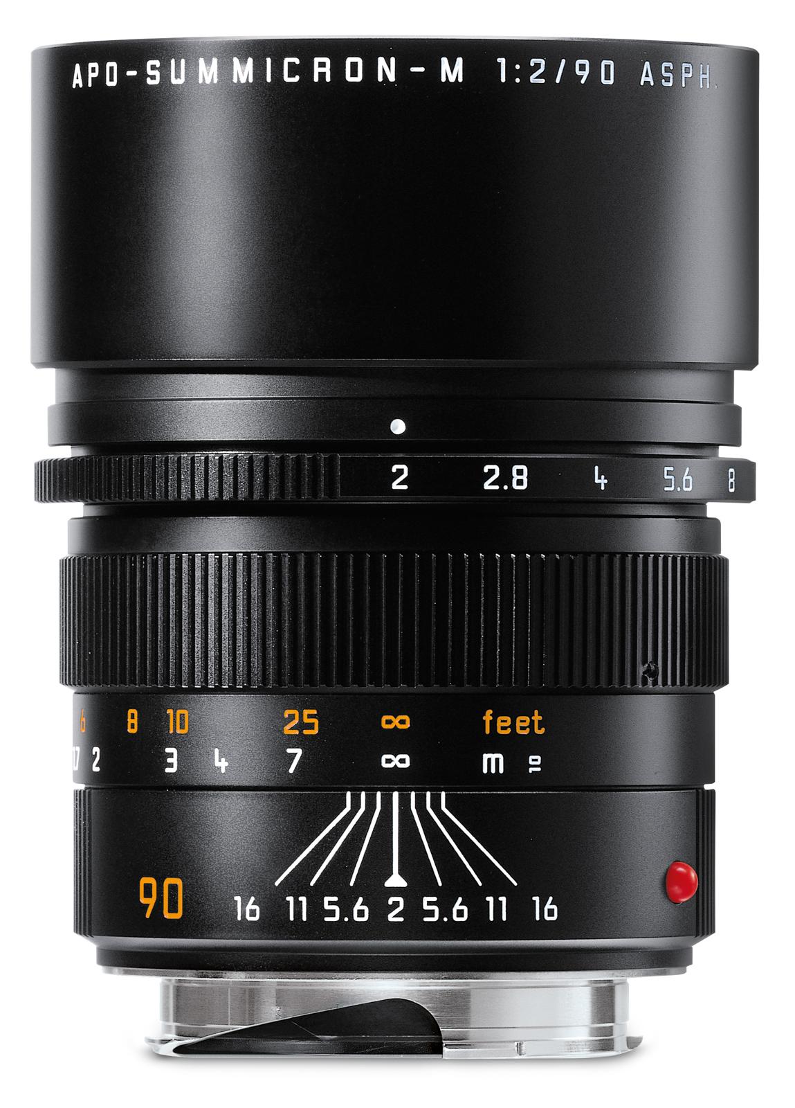 Leica APO-Summicron-M 1:2.0/90 ASPH