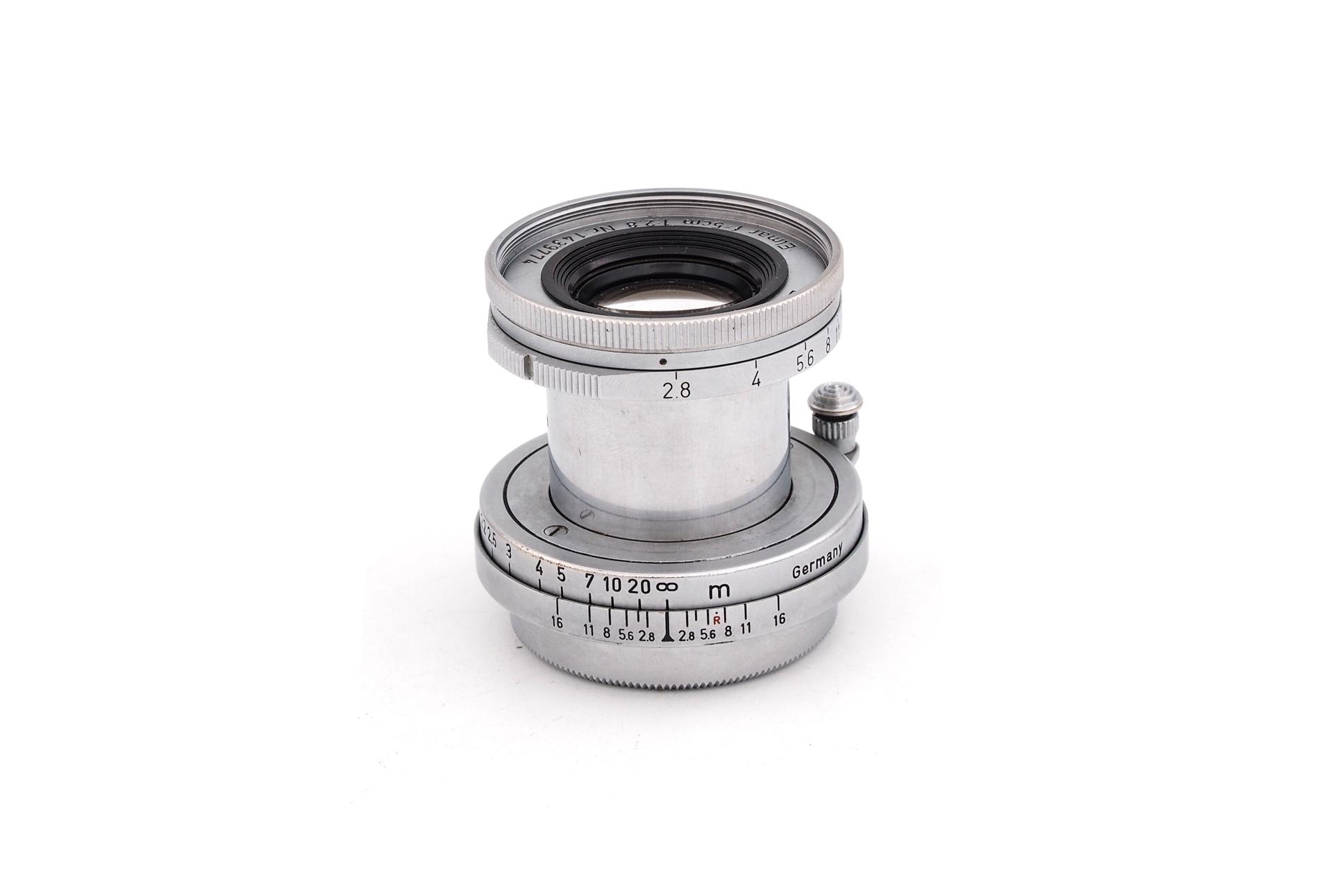 Leica Elmar 1:2.8/50mm M39