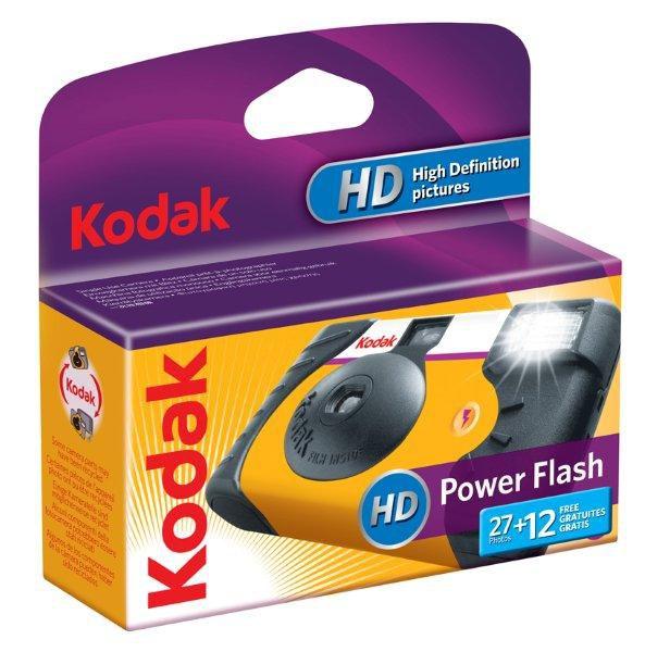 Kodak Power Flash Camera
