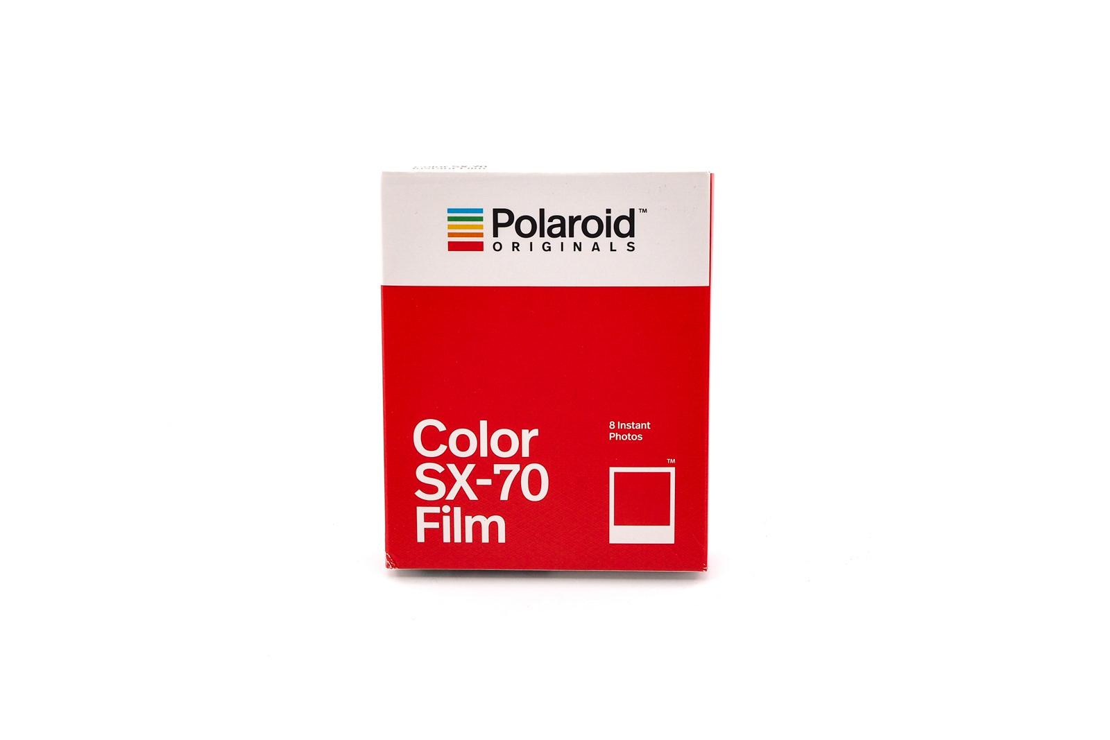 polaroid originals sx-70 farbe
