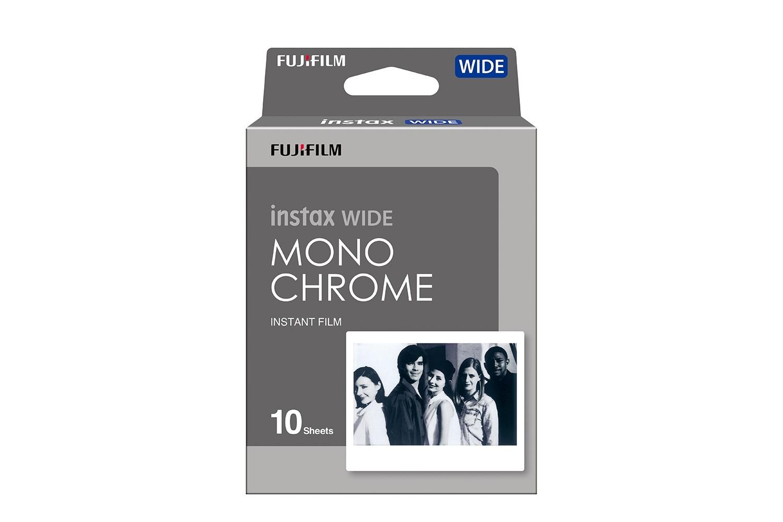 Fujifilm Instax Wide Monochrom 10x Blatt