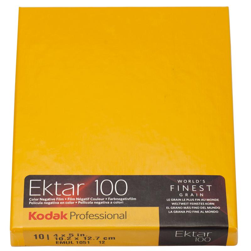 """Kodak Ektar 100 4x5"""""""