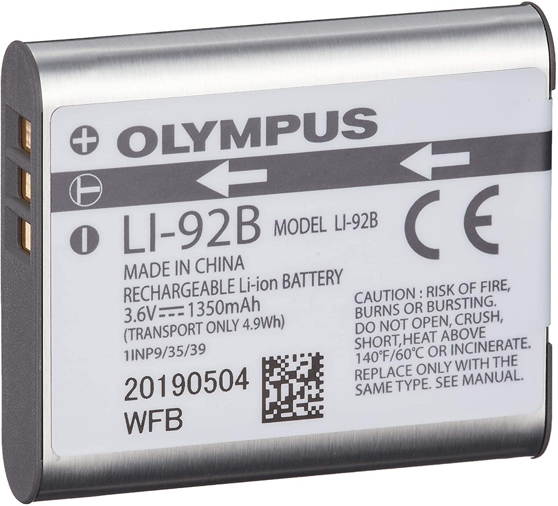 Olympus LI-92B Lithium Ion Batterie