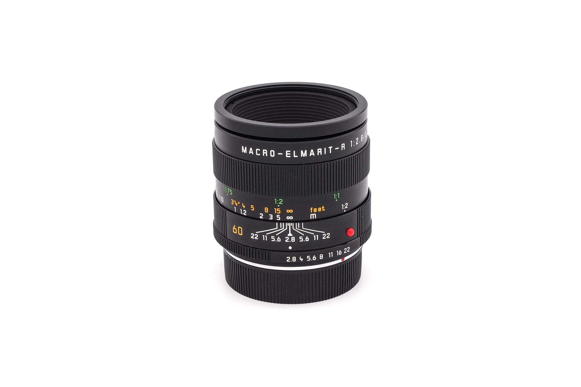 Leica Macro-Elmarit-R 1:2.8/60