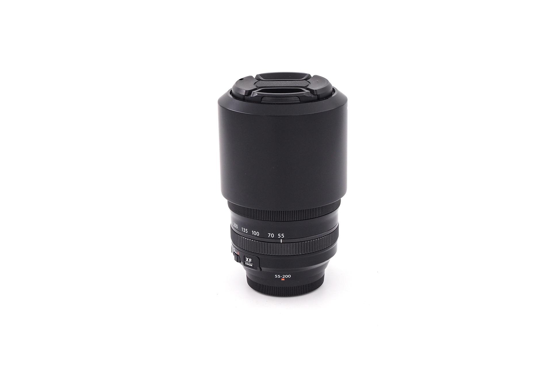 Fujifilm XF 55-200 F/3.5-4.8