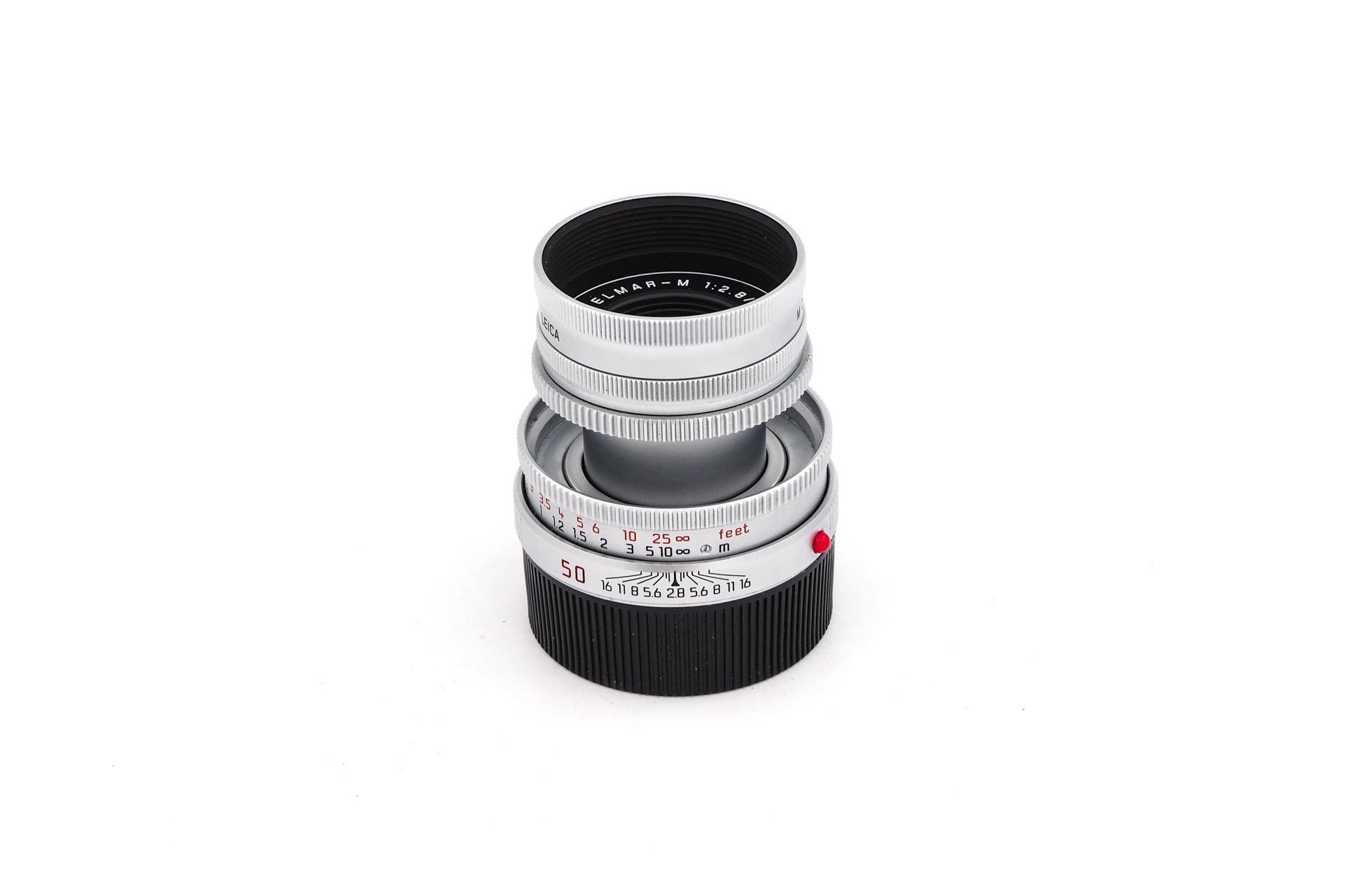 Leica Elmar-M 1:2.8/50mm chrome