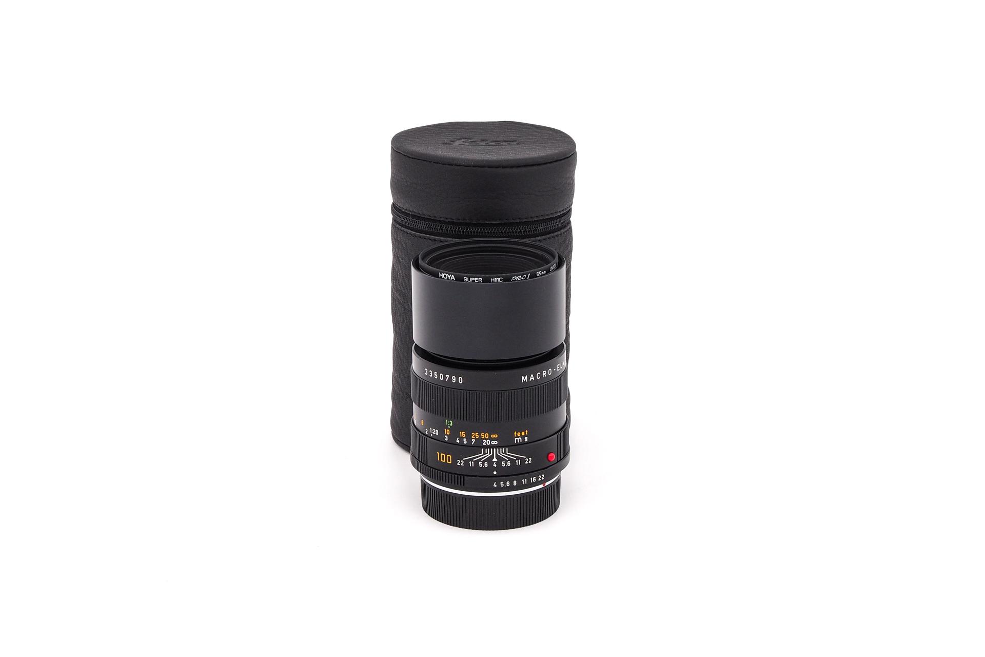 Leica Macro-Elmar-R 1:4/100 ROM
