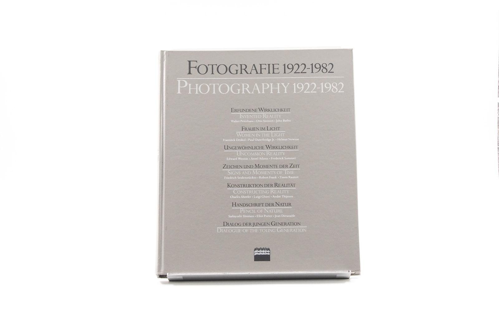 Fotografie 1922 - 1982 (Photokina 1982)