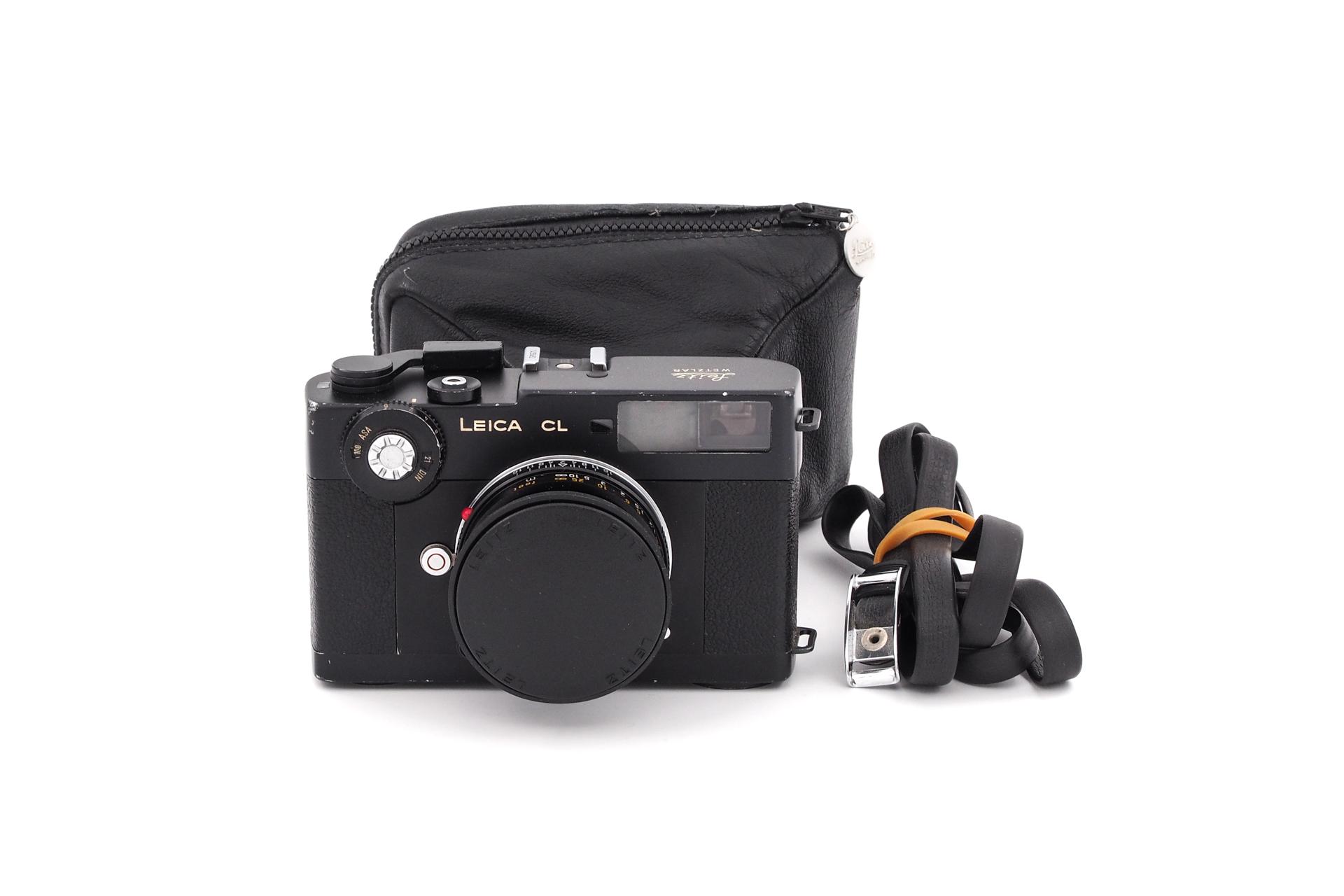 Leica CL + Summicron-C 40mm F/2