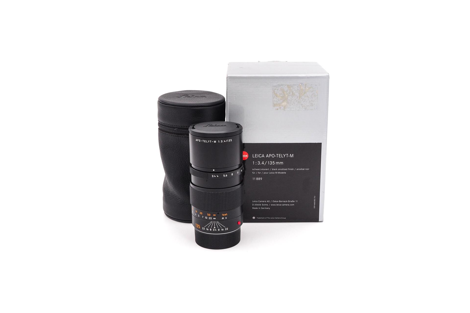 Leica Apo-Telyt-M 1:3.4/135