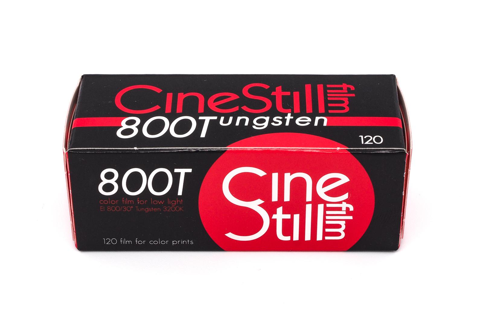 Cinestill 800 Tungsten