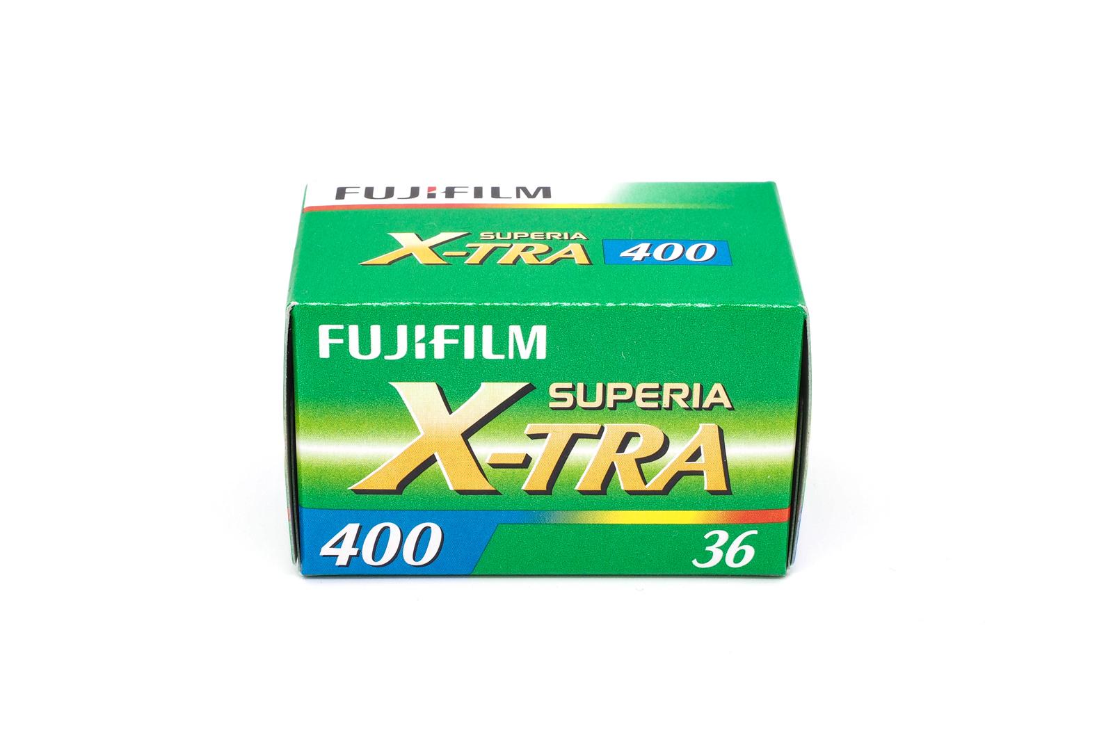Fujifilm Superia 400