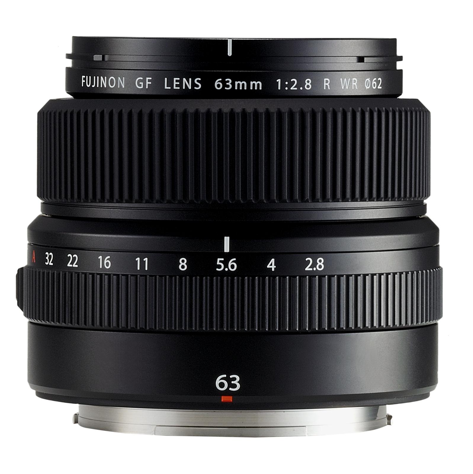 Fujifilm Fujinon GF 63mm f/2.8 R WR