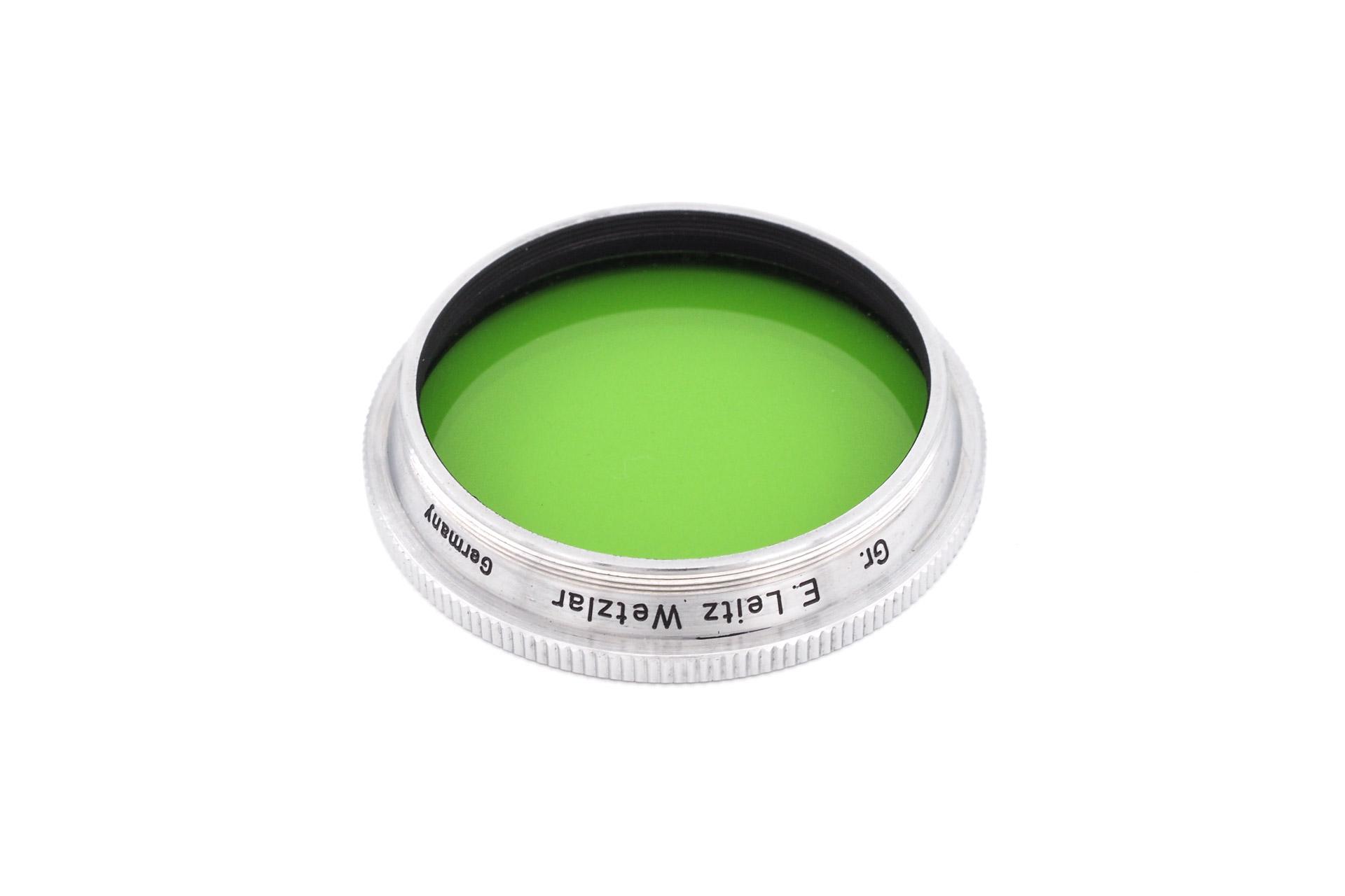 Leitz Summitar Filter Grün GCYOO