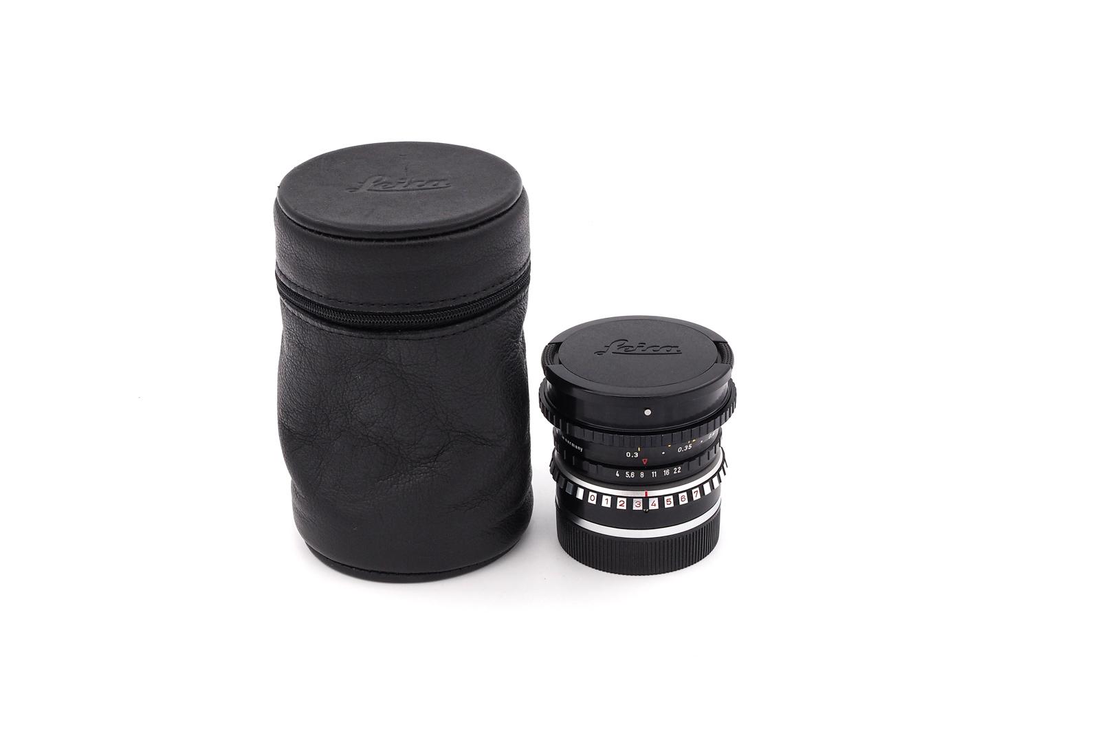 Leica PA-Curtagon-R 1:4/35mm