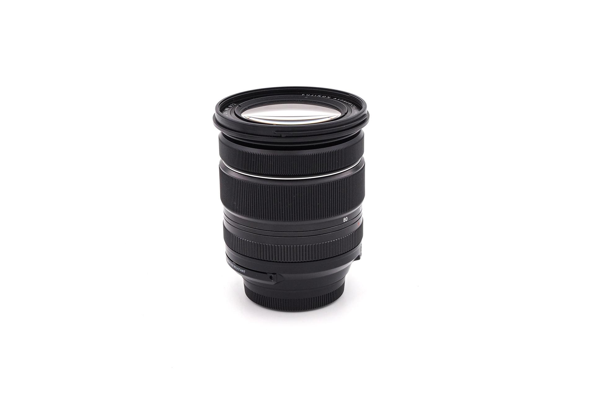 Fujifilm XF 16-80mm F/4