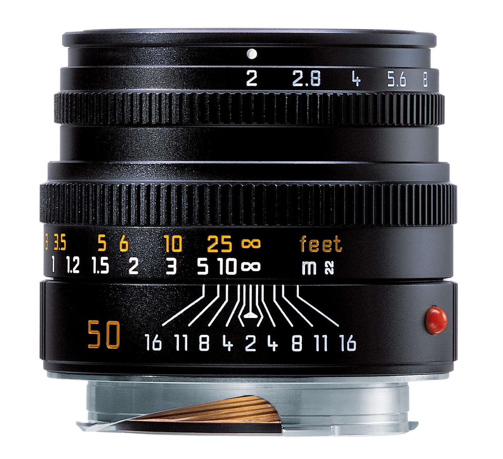 Leica Summicron-M 1:2.0/50